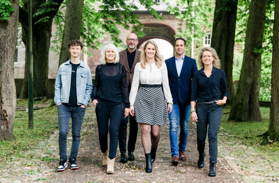 Teamfoto Van Helvoort